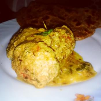 Kashmiri Chicken Kofta Curry Recipe – How to make Chicken Kofta Curry