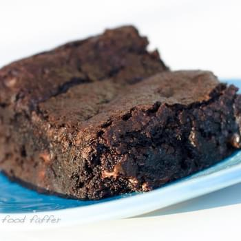 Best Flippin' Vegan Brownies