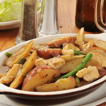 Chicken, Potato & Green Bean Casserole