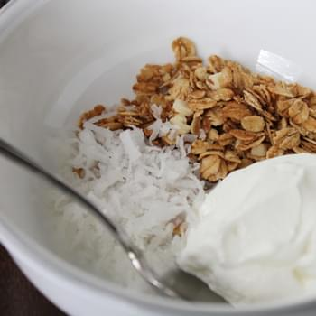 Simple and Homemade Granola