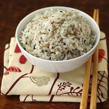 Zakkoku Mai—Japanese Rice With Mixed Grains