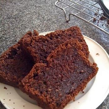 Very Moist Chocolate Pound/Loaf Cake