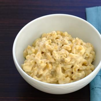 One Pot Stovetop Mac and Cheese