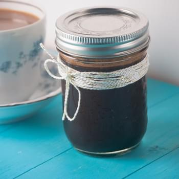 Brown Sugar Spice Coffee Syrup