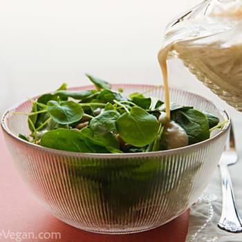 Creamy Tri-Pepper Salad Dressing