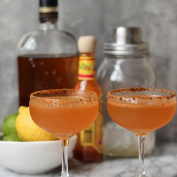 Kentucky Buck Fifty Cocktail