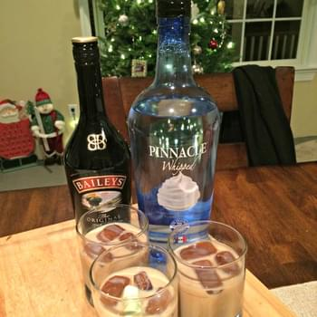 Vanilla Bailey's With A Twist for #SundaySupper