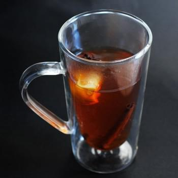 Whiskey Hot Tea Toddy