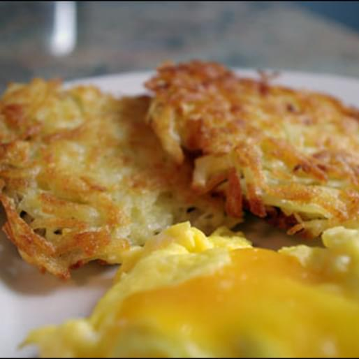 Hash Brown Patties