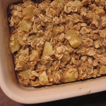 Experiments in Baked Oatmeal