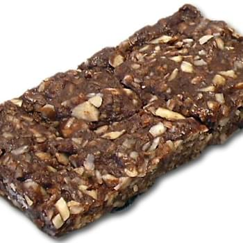 BONNIE'S CHOCOLATE COCONUT NUT PROTEIN BARS