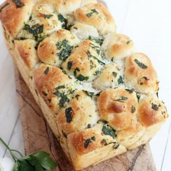Garlic Pull Apart Bread