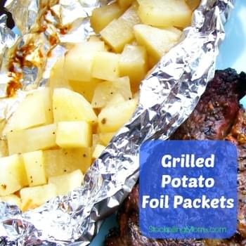 Grilled Potato Foil Packets