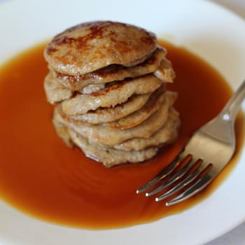 Easy Banana Pancake