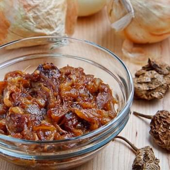 Chipotle Caramelized Onions