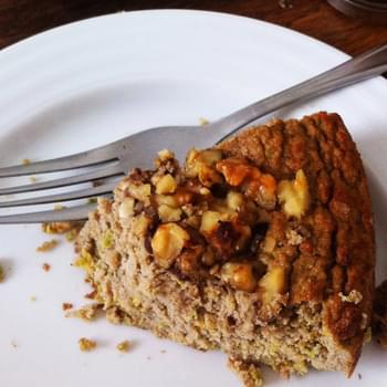 Paleo Apple Spice Coffee Cake