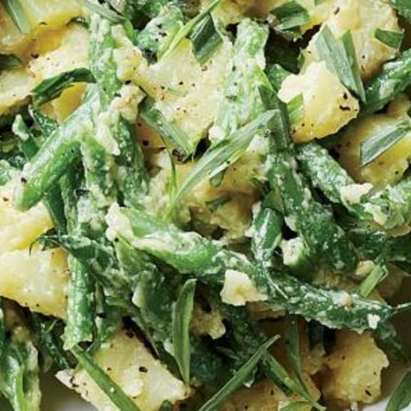 Potato-Green Bean Salad
