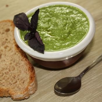 Arugula Pesto – Recipe from Campania