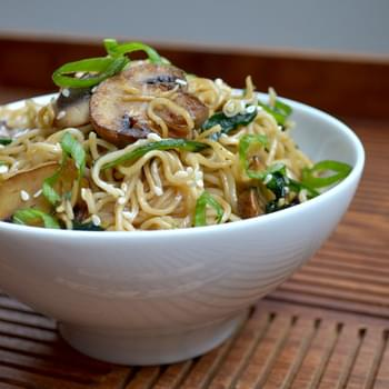 FAKE-OUT CHOW MEIN