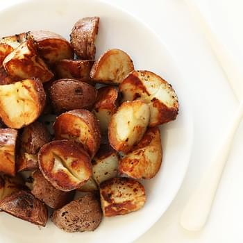 Best Ever Vegan Breakfast Potatoes