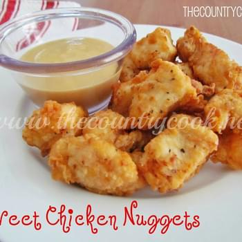 Sweet Chicken Nuggets