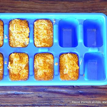Boho Carrot Ginger Seasoning Cubes