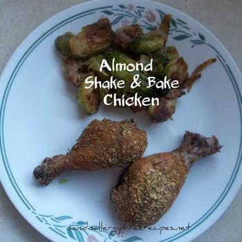 """Shake and Bake"" Chicken (Grain Free /Gluten Free/ Paleo)"