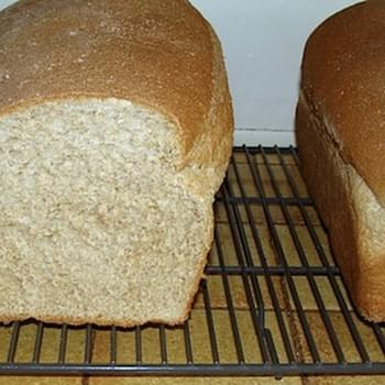 Soft 100% Whole Wheat Sandwich Bread