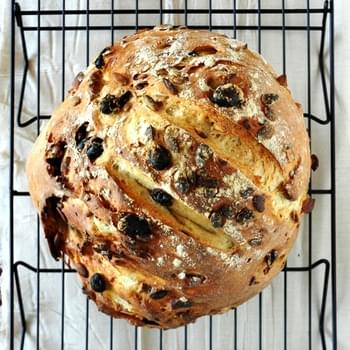 7 Ingredient Muesli Bread