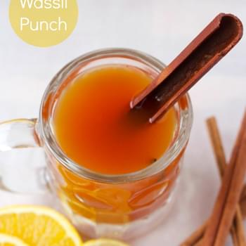Wassail Punch Neighbor/Teacher Gift
