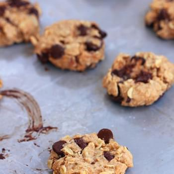 Chocolate Chip Cowboy Cookies