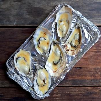 Oysters With Calvados