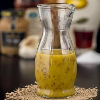 Maple Dijon Vinaigrette