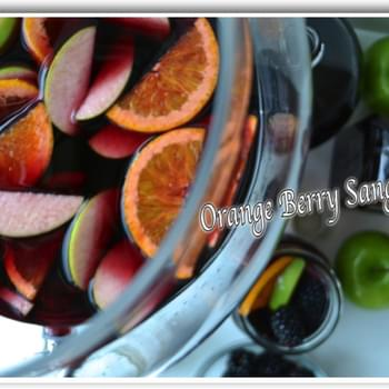 Orange Berry Sangria