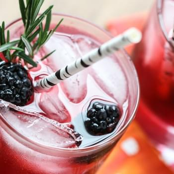 Blackberry Gin Lemonade