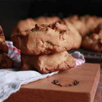 Dried Apple Cookies