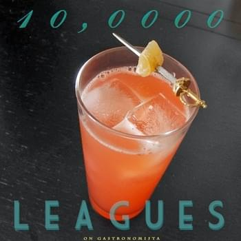 Ten Thousand Leagues Cocktail