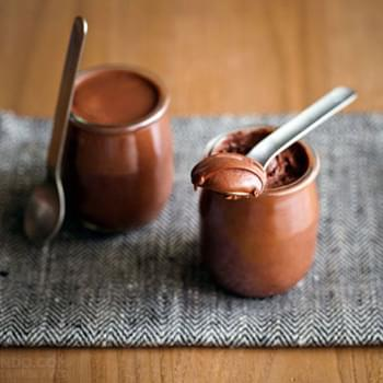 INSTANT CHOCOLATE MOUSSE (CHOCOLATE CHANTILLY)