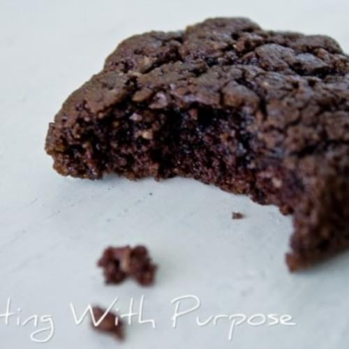 Kristen's Chewy Chocolate Cookies