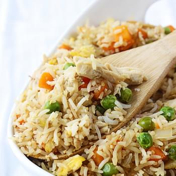 Easy Chicken Fried Rice