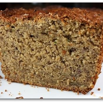 Deliciously Organic Banana Bread