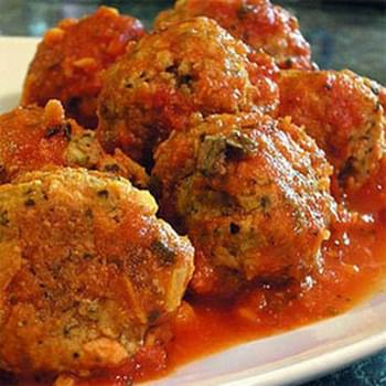Spicy Italian Meatball