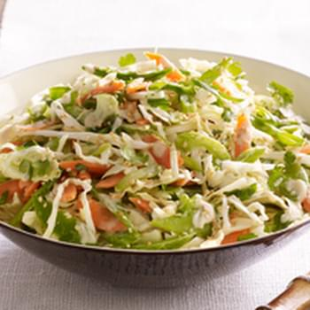 Ginger Lime Slaw