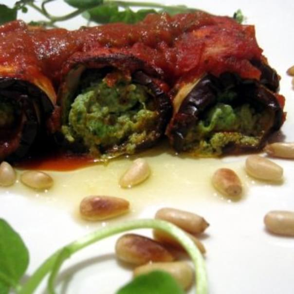 Low-Carb Vegan Cannelloni (Manicotti)