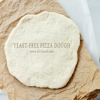 Yeast-Free Pizza Dough