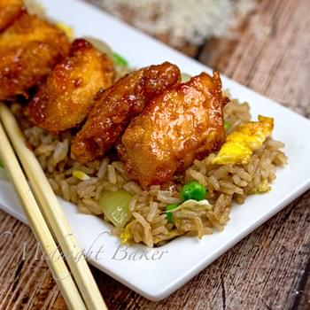 Tangy Sweet & Sour Chicken