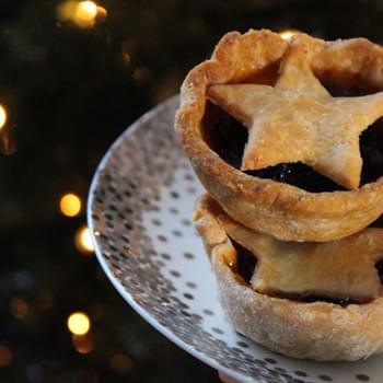 Gluten Free And Dairy Free Mince Pie