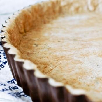 Easy Olive Oil Tart Crust