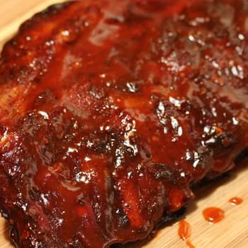 The Best BBQ Ribs