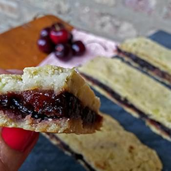 Guest Post by Alaena Haber – Cherry Pie Bars (Autoimmune Protocol Friendly)